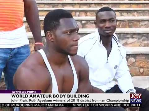 World Amateur Body Building - Joy Sports Prime (16-4-18)
