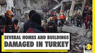 Magnitude 5.7 Earthquake Kills One, Injures Dozen In Eastern Turkey