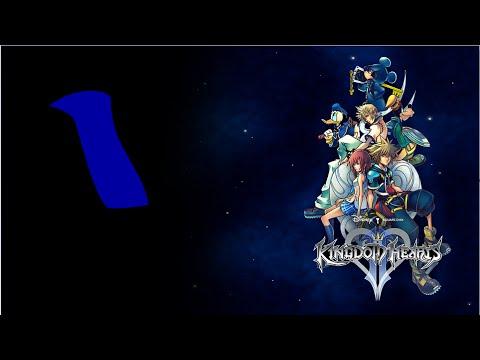 Kingdom Hearts II Full Game -  Part 1