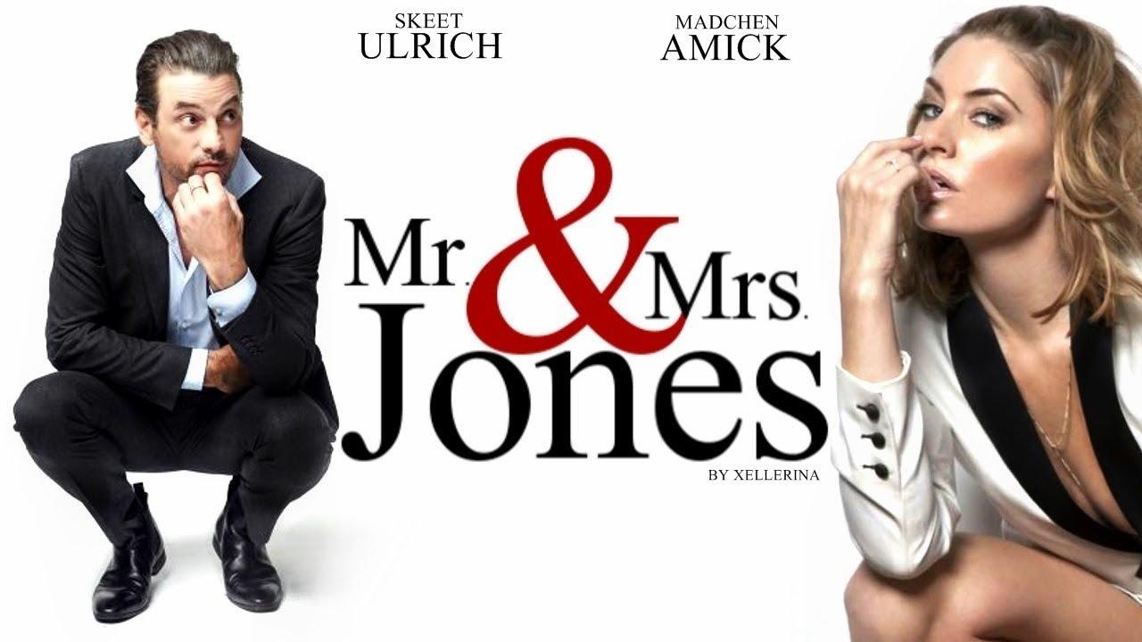 Me and mrs jones dating