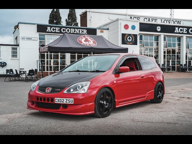 Win our 505BHP *TURBOCHARGED* EP3 Type R Civic!
