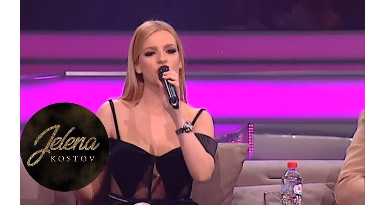 Jelena Kostov - Bicu jaca - LIVE - Halo Halo - (TVGrand 16.04.2019.)