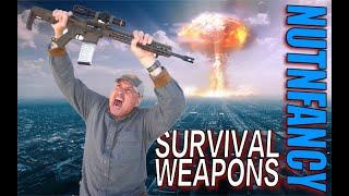 Barricade Talk: World's Best Survival Rifles
