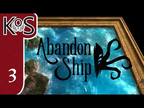 Abandon Ship Ep 3: SAILING THE PURPLE SEAS - Early Access - Let's Play, Gameplay