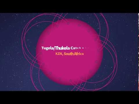 Tugela watershed HEC-GeoHMS