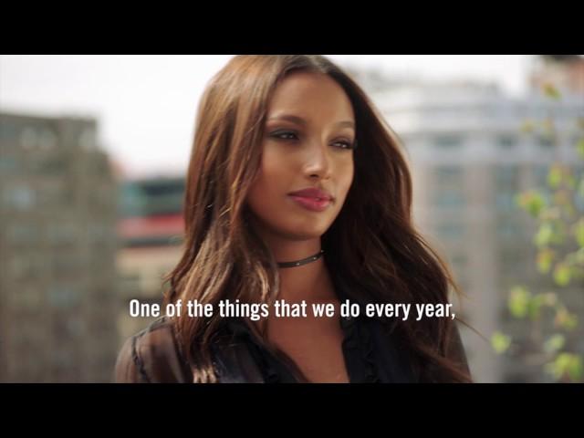 Victoria's Secret Angel Jasmine Tookes Will Wear The 2016 Fantasy Bra