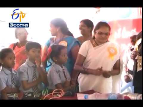 Measles & Rubella Vaccine Campaigns   Start Across State