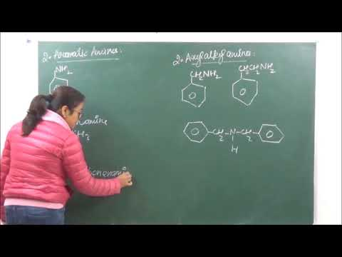 CHEM-XII-13-01 Nitrogen containing compounds Pradeep Kshetrapal channel