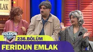 Feridun Emlak - Güldür Güldür Show 236.Bölüm