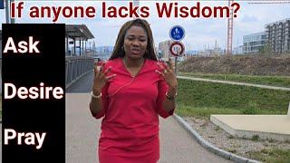 Wisdom is a Principal Thing #MealIdea #WatchTillTheEnd #BlessedWeekAhead #Estherschronicles