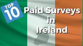 Top 10 paid surveys in ireland (100 ...