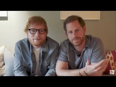 Tracy Lynn - Harry & Ed 's 'Gingers Unite!' - World Mental Health Day Video 2019