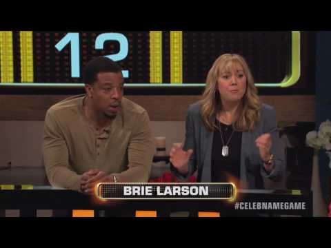 Megyn Price & Russell Hornsby 20K WIN  Celebrity Name Game
