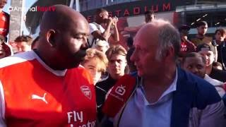 Arsenal 3 Liverpool 4 | The Manager Hasn't Got A Clue (Claude Rant)