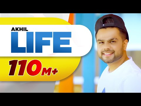 Thumbnail: Akhil Feat Adah Sharma | Life Official Video | Preet Hundal | Arvindr Khaira | Latest Punjabi Song