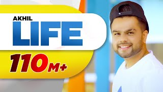 Akhil Feat Adah Sharma | Life Official Video | Preet Hundal | Arvindr Khaira | Latest Punjabi Songs