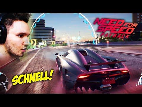ZU SCHNELL GEFAHREN... POLIZEI IST GEKOMMEN !! | Need for Speed Payback