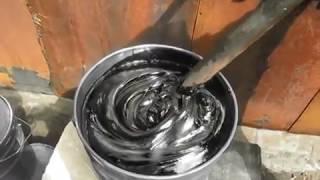 видео Какую битумную мастику холодного применения лучше выбрать: особенности, применение, производители