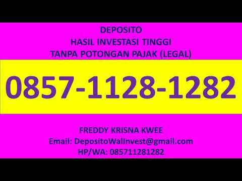 WA 0857-1128-1282 (Isat), Wal Invest Jakarta