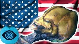 Die geheimen UFO-Akten der USA