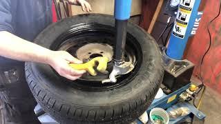 Cheap tire changer Talyn plus 1 review.