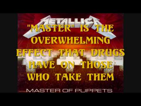 Top 3 Metallica Songs and Meanings