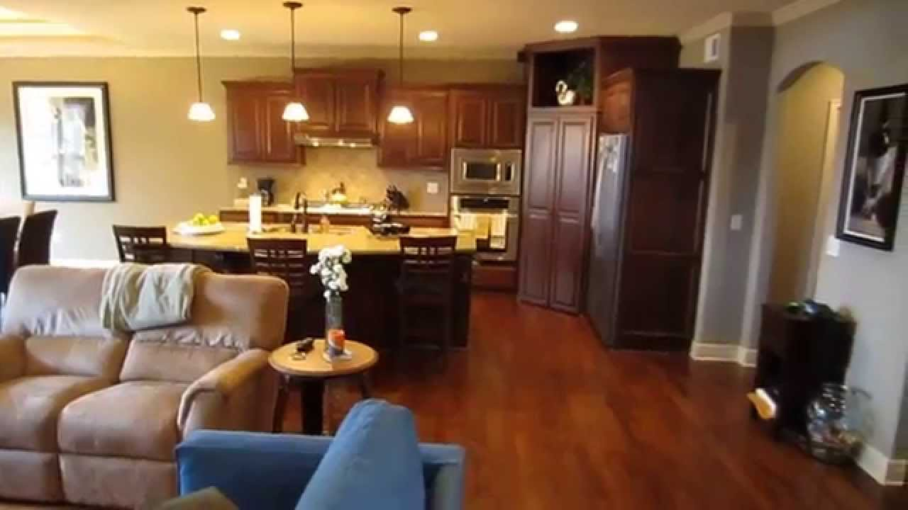 Newer Reverse 1.5 Story Home for Sale in Olathe KS - YouTube