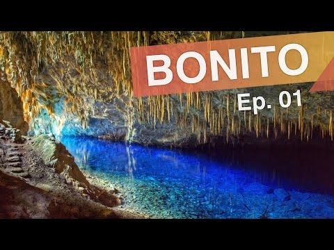 Bonito - Brasil :: Ep. 01 :: Rio Sucuri - Gruta do Lago Azul - Pq. Ecológico Rio Formoso :: 3em3