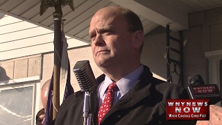 Tom Reed Faces Pushback During Town Hall Meeting