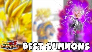 BEST SUMMONS OF 2016   Dragon Ball Z Dokkan Battle