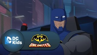 Some Assembly Required | Batman Unlimited | DC Kids