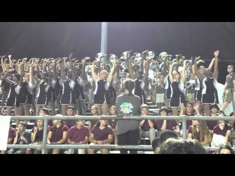 Let It Be/Hey Jude- Picayune High School Band 2014