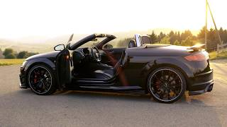 ABT Audi TT RS-R Cabrio   ABT Sportsline