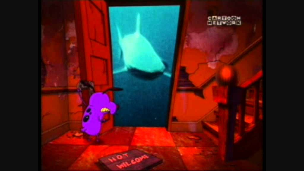 Top 10 Most Disturbing (Scariest) Courage The Cowardly Dog Episodes