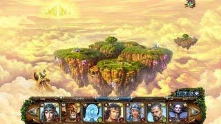 Видео про онлайн игру Небеса смотреть