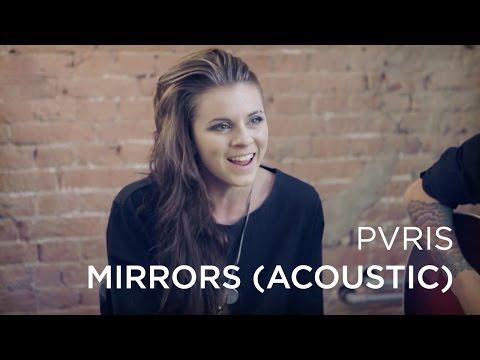 DutchScene presents PVRIS: Mirrors (Acoustic in Amsterdam)