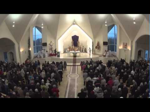 Liturgia Wielkiego Czwartku / 23.03.2016
