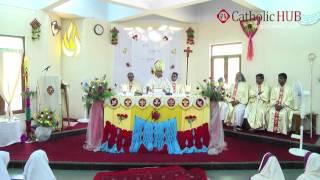 Download Video Dedication of Sisters 1st and final profession Holy Spirit Sisters Chapel, Jeedimetla Village HD 2 MP3 3GP MP4