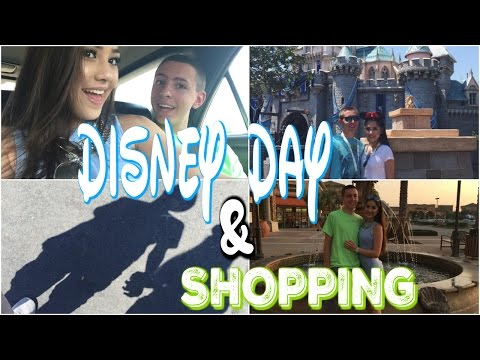 COLLEGE TOUR / VISIT & SHOPPING! | Cali Days 5&6