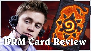 Reynad Reviews Blackrock Mountain Cards