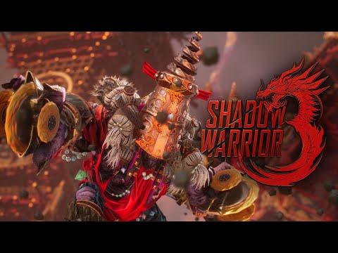 Shadow Warrior 3 - 'Way to Motoko' Gameplay Trailer
