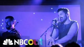Arab & Queer: Lebanese Singer Pushes Boundaries | NBC Out | NBC News