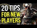 ESO Guides - 20 Tips For Total Beginners [The Elder Scrolls Online]