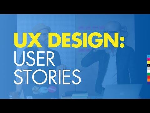 UX Design 2: How To Design a Website: User Stories