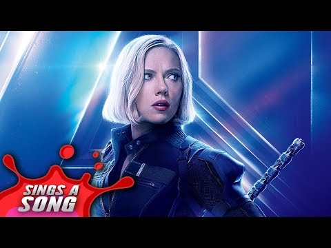 Black Widow Sings A Song (Avengers Infinity War Parody)