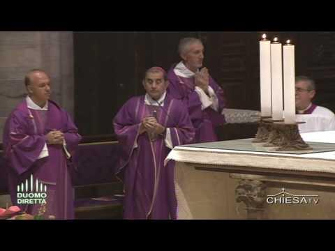8 agosto 2017 Funerali del card. Dionigi Tettamanzi - il discorso di mons. Mario Delpini