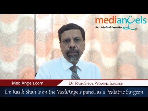 Pediatric Surgeon | Dr. Rasik Shah | Best Surgeon for Children | MediAngels.com