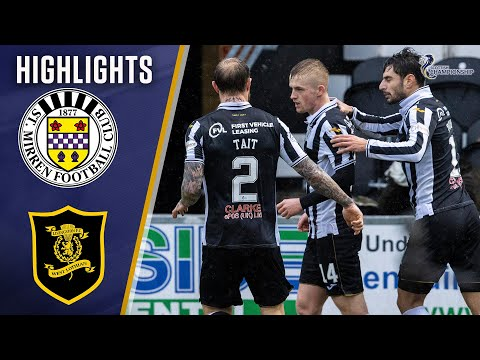 St Mirren Livingston Goals And Highlights