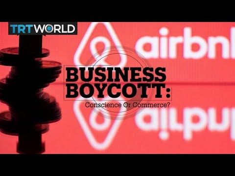 Business Boycott: Conscience Or Commerce?