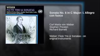 Sonata No. 6 in C Major: I. Allegro con fuoco